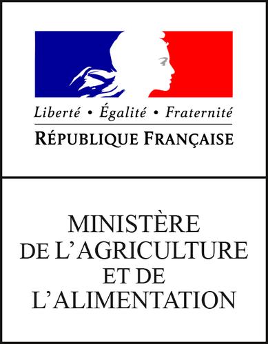 Logo Ministère de l'agriculture et de l'alimentation (DGAL)