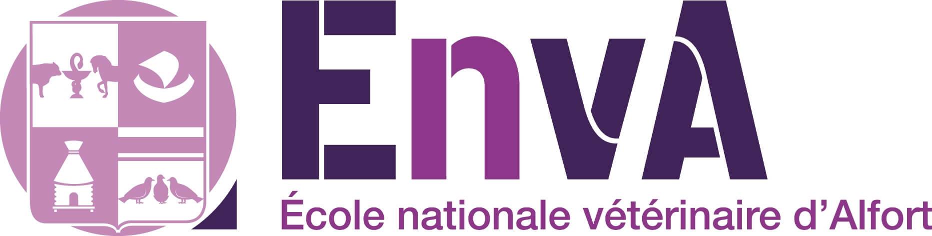 Logo Ecole nationale vétérinaire d'Alfort (ENVA)