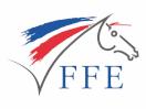 Logo Fédération Française Equine (FFE)