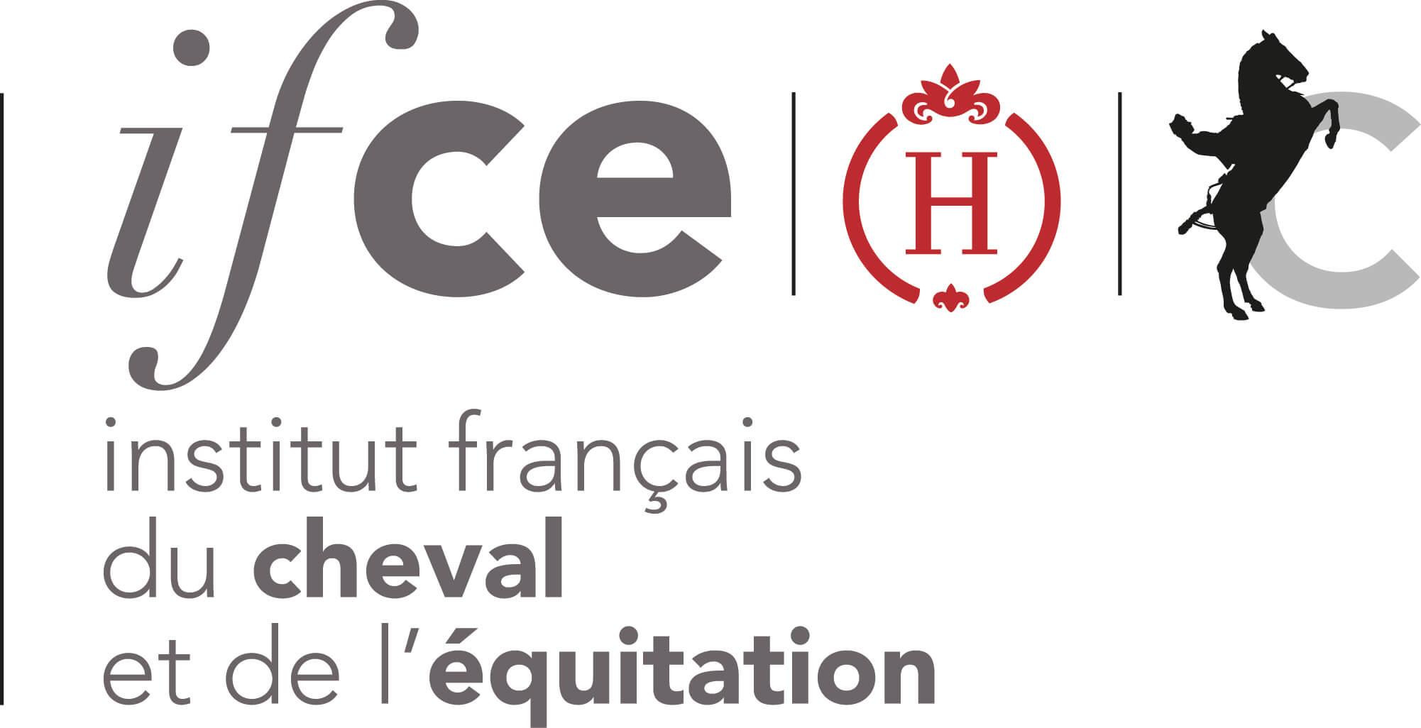 Logo Institut français du cheval et de l'équitation (IFCE)