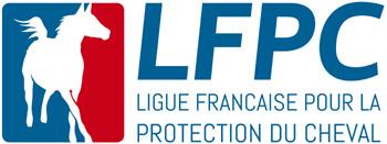 Logo Ligue Française pour la protection du cheval (LFPC)