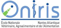 Logo École nationale vétérinaire, agroalimentaire et de l'alimentation de Nantes-Atlantique (ONIRIS)