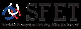 Logo Société Française des Equidés de Travail (SFET)