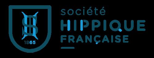 Logo Société Hippique Française (SHF)