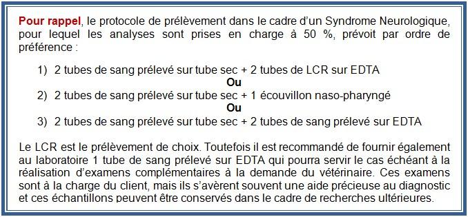Bilan neurologique 2012 - RESPE