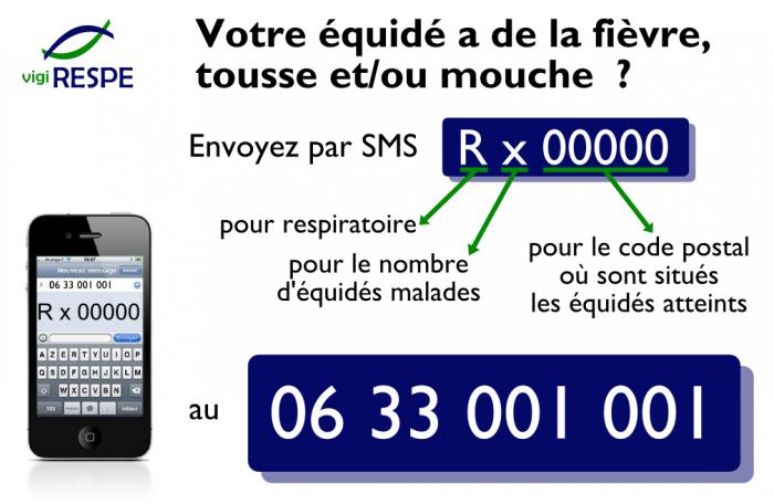vigilance sanitaire par SMS - RESPE